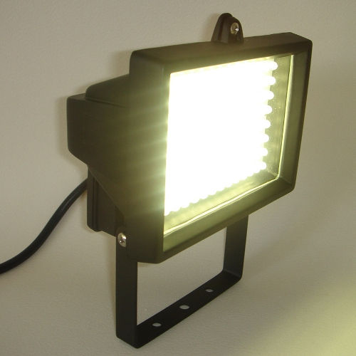 Led Strahler Innen : Details zu LED Strahler Au?en Innen wei? warmwei ...